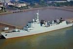 Trung Quốc sẽ có thêm nhiều tàu khu trục 10.000 tấn