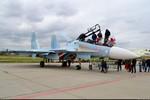 Máy bay chiến đấu SU-30M và huấn luyện cơ YAK-130 mới nhất của Nga