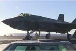 Video: F-35C Lightning II cất cánh từ tàu sân bay bằng máy phóng