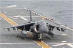 Mỹ phô diễn tài sản quân sự trên tàu đổ bộ USS Kearsarge (LHD-3)