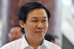 Ông Vương Đình Huệ vẫn là Bộ trưởng Bộ Tài chính