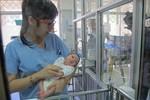 Sản phụ ở Hải Phòng sinh con sau 3 tháng bị hôn mê