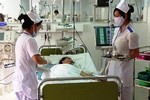 Lọc máu liên tục 7 ngày cứu sống bệnh nhân nhiễm trùng máu