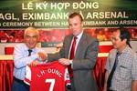 Arsenal sang Việt Nam, những doanh nghiệp nào được hưởng lợi?