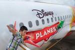 Vui nhộn những chuyến bay VietJetAir với hoạt hình Disney