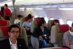 Hy hữu: Nhân viên sân bay Cam Ranh đưa khách lên nhầm máy bay