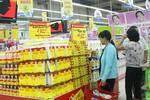 Tù mù chất lượng nhãn hàng riêng tại siêu thị