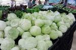 Siêu thị Hiway ngập tràn rau quả Trung Quốc