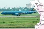 """Hôm nay, Vietnam Airlines và Vietjet Air thử nghiệm """"đường bay vàng"""""""