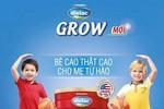 Dielac Grow, sản phẩm hỗ trợ phát triển chiều cao của Vinamilk