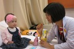 """Vinmec điều trị thành công bệnh nhi bị bệnh viện Singapore """"trả về"""""""