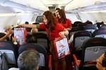 Vietjet lại tung khuyến mãi khủng với 300.000 vé bay giá 0 đồng