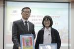 """Nữ sinh lớp 8 Vinschool đạt giải nhì thế giới thi vẽ tranh """"Chống đói nghèo"""""""