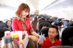 Vietjet tiếp tục tung hàng trăm nghìn vé bay 0 đồng khuyến mại giờ vàng