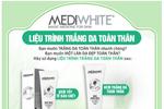 Cách để làn da toàn thân trắng mịn chỉ trong 21 ngày cùng Medi White