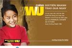Nhận tiền Western Union tại VietinBank trúng quà lớn