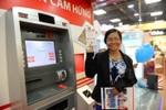 Bất ngờ với cây ATM biết nói của Maritime Bank