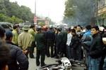 Tai nạn, nguyên Chính ủy Bộ chỉ huy quân sự tử vong