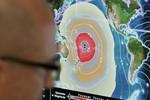 Động đất 8 độ richter, cảnh báo sóng thần cực lớn