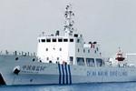 Một đội tàu hải giám Trung Quốc xuất phát đến biển Đông
