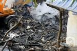 Rộ tin đồn trúng đề tiền tỷ theo số nhà bị cháy trên đường Âu Cơ