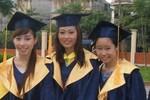 Lộ ảnh sinh viên của Quán quân Next Top Model 2012