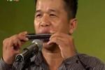Siêu dị màn thổi Harmonica bằng mũi ở Got Talent