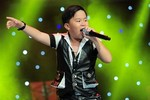 Hoàng Anh 'thắp lửa' cho sân khấu The Voice Kids