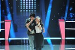 Nhật Thu - Đình Nhân The Voice da diết với 'Đêm tình nhân'