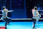 Mạnh Thắng - Thanh Thanh 'hòa thanh tuyệt vời' tại The Voice