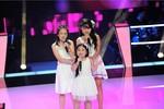 Thùy Mai - Kiều Vy - Quỳnh Anh như 3 thiên thần tại The Voice Kids