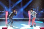 Xuân Lân - Đức Tùng thể hiện cá tính âm nhạc mạnh mẽ tại The Voice