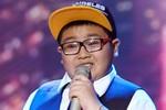Hữu Đại The Voice Kids bật khóc vì quên lời tại Vòng Liveshow