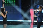 Ngọc Dung - Minh Trí đối đầu đầy lửa tại The Voice