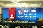 57 người trúng cử Ban Chấp hành Hội Nhà báo Việt Nam