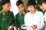 Các trường khối quân đội, công an cập nhật danh sách hồ sơ xét tuyển