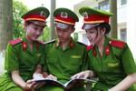 Điểm chuẩn chính thức các trường khối công an, quân đội