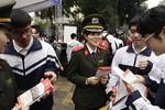 Học viện An ninh nhân dân công bố điểm chuẩn hệ dân sự