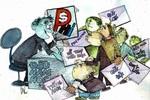 Lạm thu tiền trường – Bao giờ kết thúc?