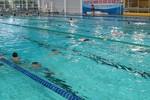 Cung thể thao dưới nước vận hành bể bơi nước nóng lớn nhất Việt Nam