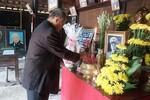 Nhân dân tưởng nhớ hai năm ngày mất Đại tướng Võ Nguyên Giáp