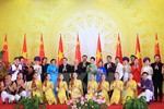 Những hình ảnh tiệc chiêu đãi ông Tập Cận Bình thăm Việt Nam