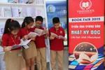 Hội sách Vinschool Book Fair 2015 tôn vinh văn hóa đọc