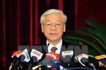 Toàn văn phát biểu của Tổng Bí thư bế mạc Hội nghị Trung ương 13