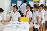 Khám sức khỏe định kỳ cho học trò chỉ là hình thức