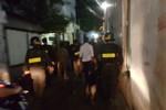 Hơn 200 cảnh sát vây bắt trùm ma túy