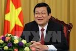 Chủ tịch nước Trương Tấn Sang: Chúng ta phải đứng trên đôi chân của chính mình