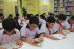 10 yêu cầu phát triển văn hóa đọc trong trường học