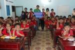 Lớp học miễn phí cho trẻ em nghèo
