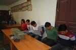 Điện Biên phối hợp với An ninh Lào bắt 5 đối tượng, thu 60 bánh heroin
